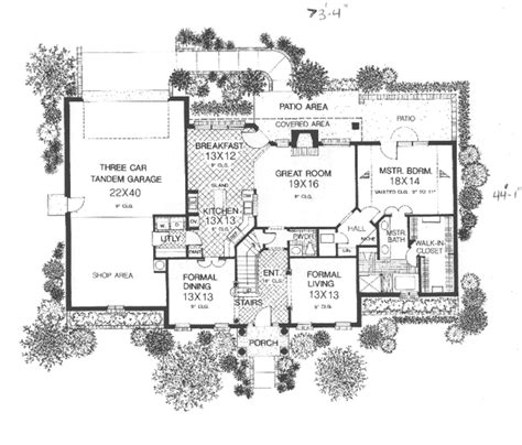 carson mansion floor plan carson early american home plan 036d 0177 house plans