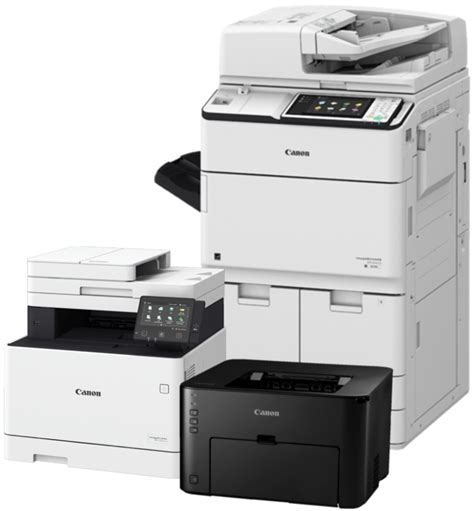 Office Printers by Canon Office Mobile Printing
