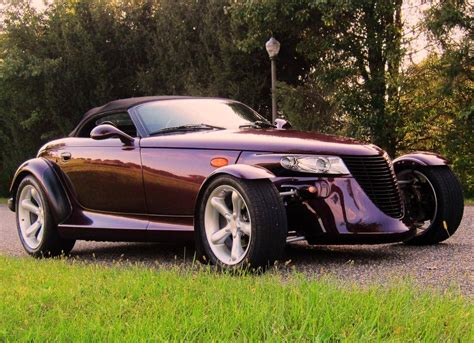 chrysler prowler chrysler sports cars history of the big three