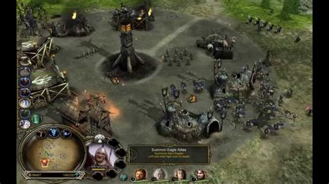 Battle Earth lord of the rings battle for middle earth 1 gameplay hd