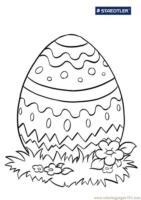 coloring pages easter pdf colouring page easter egg 712 coloring page free flowers
