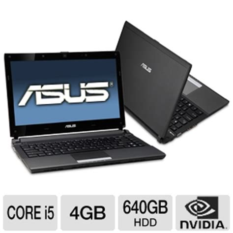 Laptop Asus I5 7 Jutaan asus u36sd a1 laptop computer intel i5 2410m 2 3ghz 4gb ddr3 640gb hdd nvidia geforce