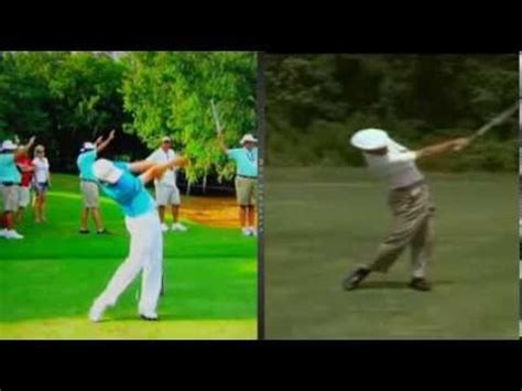 golf swing breakdown zach johnson golf swing analysis by craig hanson you tubes