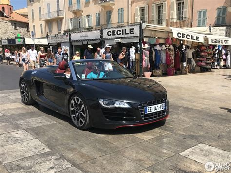 audi r8 v10 spyder 28 december 2017 autogespot