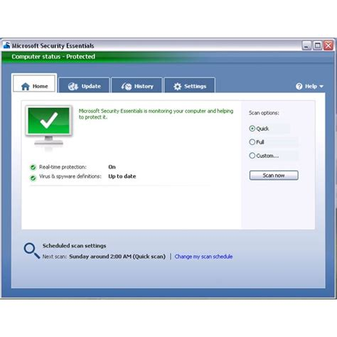 microsoft security essentials review free antivirus