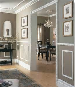 Dining Room Wall Trim by Furniture Dining Room Design Wood Chair Rail Molding How To Install Dining Room Wall