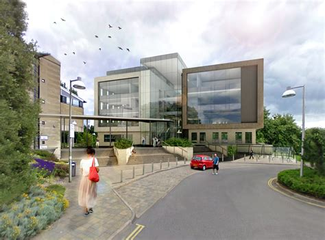 uni bathroom plans submitted for two new academic buildings