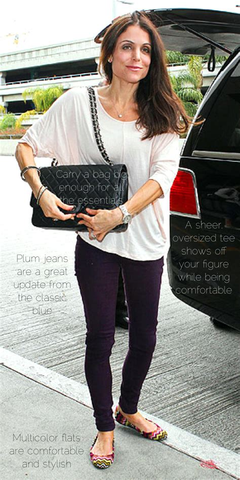 bethenny frankel tips to make decor look expensive on a bethennyfrankeltravelstyle hitha on the go