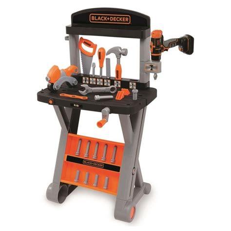 black decker tool bench black decker workbench drill mr toys toyworld