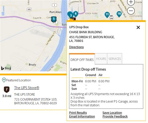 The Nearest Ups Office by How To Use Ups Locator To Find Locations Near Me Ups