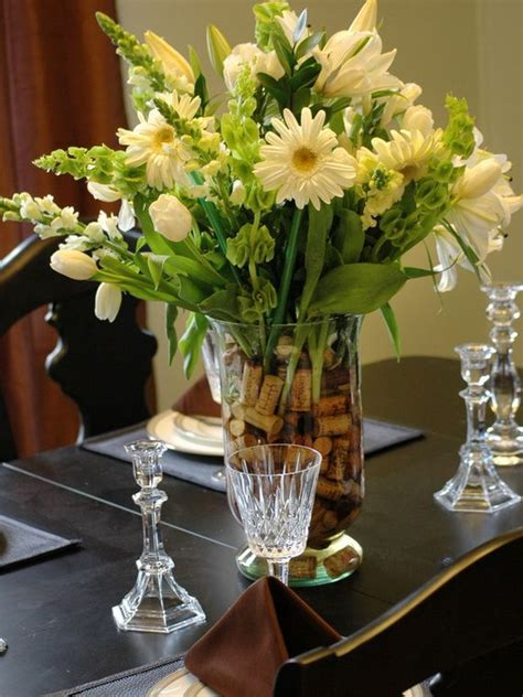 Flower Centerpieces For Dining Table Creating The Table Is Always My Favorite Part Of