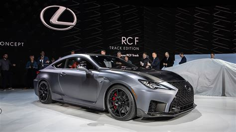 2020 Lexus Rcf Price by 2020 Lexus Rc F Track Edition Look Motortrend