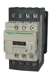 Kontaktor Lc1dt80a 4 Pole 4 No Schneider 80 Er lc1d258t7 schneider electric telemecanique 25 4 pole contactor with a 480 volt ac coil