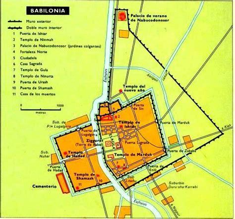 creador de planos plano ciudad de babilonia se aprecia la doble