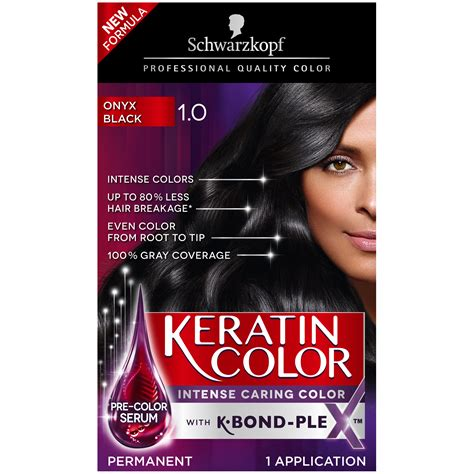 Jual Schwarzkopf Hair Color onyx hair color image of hair salon and hair color
