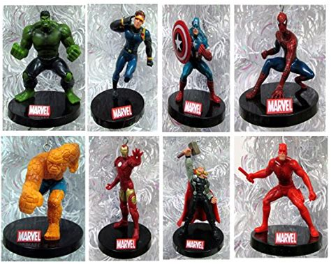 great stuff marvel comics christmas ornaments