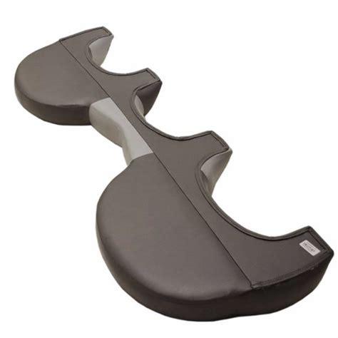 boat bench seat backrest tracker dark gray light gray boat bench backrest seat