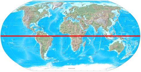 map usa equator map world equator world maps