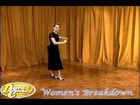 swing out dance steps instructional swing dance steps for beginners youtube