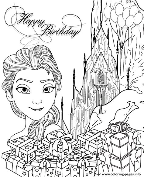 frozen coloring pages elsa castle elsa castle gifts colouring page coloring pages printable