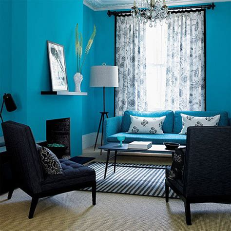 Blue Walls Living Room by Decorating Ideas For Living Rooms With Blue Walls Room