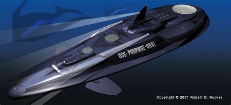 reaper layout boat submarines concept designs porpoise future submarine