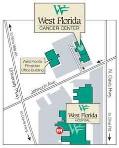 florida hospital map west florida cancer center west florida hospital