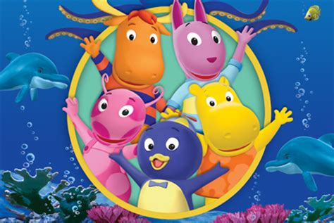 Backyardigans The Sea Win Tickets To See The Backyardigans Sea In