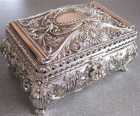 1000 images about jewelry boxes on tea caddy
