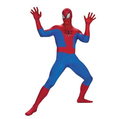 mens spiderman costume adult halloween costumes