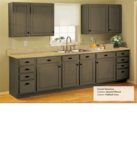 cabinet and lighting reno bayleaf glazed light counters i like the sagey tone