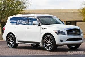 2014 Infiniti Qx56 2014 Infiniti Qx56 With 24 Quot Gianelle Yerevan In Machined