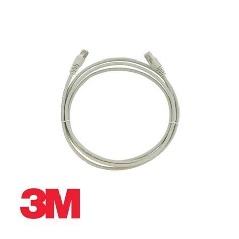 3m Patch Cord Cat 5e Hijau 3m copper utp patch cord 1 mtr