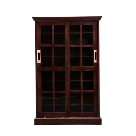 sliding door dvd storage cabinet come home to exclusive