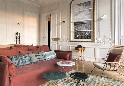 Superbe Decoration Appartement Contemporain #5: Decorer-un-appart-haussmannien.jpg