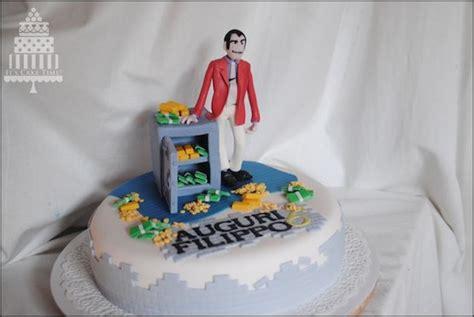 Torta Lupin III torte di cake design con il ladro più