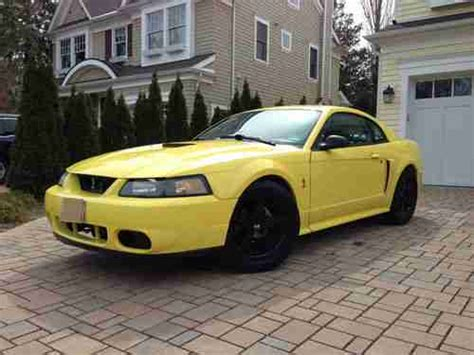 buy car manuals 2000 ford mustang engine control sell used 2001 ford mustang gt 4 6 v8 5 speed manual black leather great condition in new