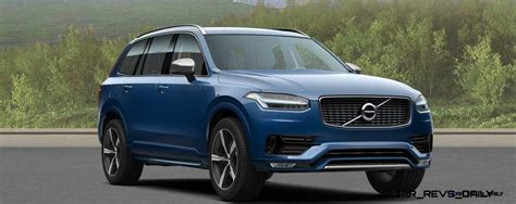 2016 volvo xc90 colors