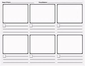 free storyboard templates for word comic storyboard template 10 free sle exle