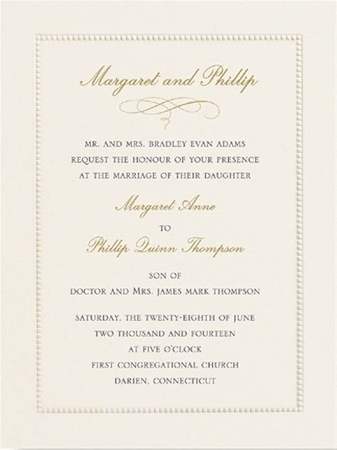 Wedding Invitations Ireland & Wedding Stationery   Classic