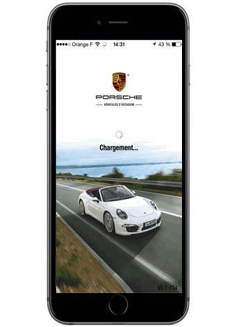 Porsche D Occasion En France by Occasions