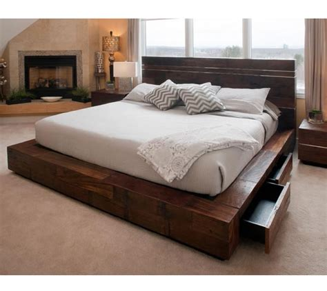Rustic Contemporary Bedroom Furniture Rustic Modern Furniture Marceladick