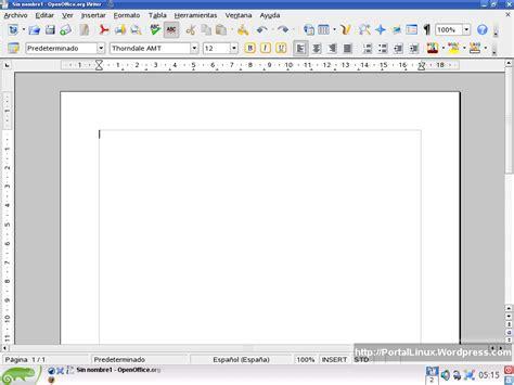 Open Office Writer by Tutorial De Apache Open Office Gratilog Net Apache