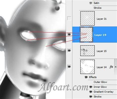 tutorial photoshop robot computer graphics and icdoor 3d human robot in photoshop