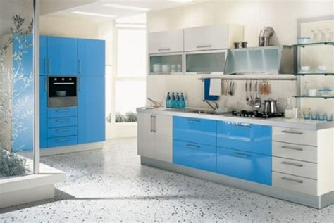 Blue Kitchen Ideas 20 Modern Kitchen Designs Of Top Luxury Interior Designers In India