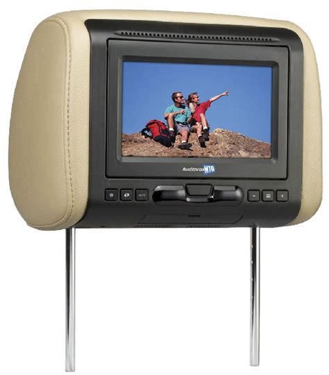 Headrest Bantalan Mobil Headrest Monitor Mobil Tv M Berkualitas monitors only