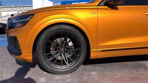 Audi Q8 Tieferlegen by Schick Allroad Outfitters Inc Audi Q8 Auf Vossen Felgen