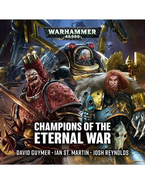 The Eternal War black library chions of the eternal war mp3