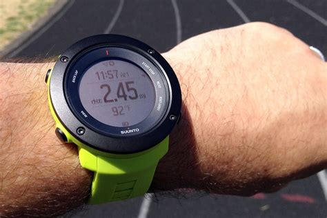 Suunto Ambit 3r Ambit3r Ambit 3 Run With Hrm Lime Suunto Ambit3 Vertical Review Digital Trends