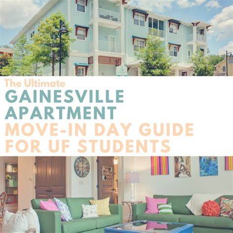 Apartment Movers Gainesville Fl The Ultimate Gainesville Apartment Move In Day Guide For
